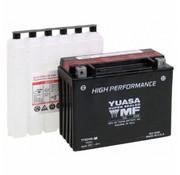 Yuasa AGM de alto rendimiento YTX20H-BS adapta a:> 86-90 FLST, 84-90 FXST, 85 FXE, 84-94 FXR, XL 79-96 / XLH.