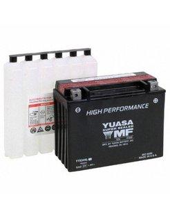 AGM High Performance YTX20H-BS Passend für:> 86-90 FLST, 84-90 FXST, 85 FXE, 84-94 FXR, 79-96 XL / XLH.