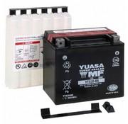 Yuasa AGM wartungsfrei YUAM32RBS Passend für:> 86-90 FLST, 84-90 FXST, 85 FXE, 84-94 FXR, 79-96 XL / XLH