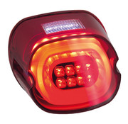 MCS taillight LED layback Red lense