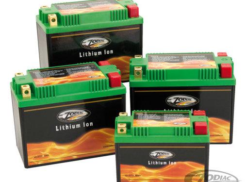 Zodiac Batterie - 96Wh 420CCA Fits> 1997-2019 Touring