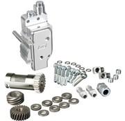 S&S Volume élevé de la pompe à huile haute pression, reniflard et kit de vitesses - Convient à:> 84-91 Bigtwin