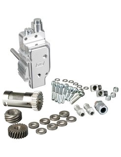 Oil pump High volume high pressure Breather and Gear kit - Fits:> 92-99 Big Twin