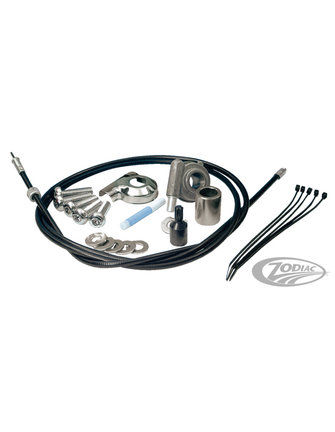 softail exhaust with Rear Wheel Speedo Drive Kit on 775551 Help Primary Cover Torque Sequence also B00M9J5QTA furthermore Z Mag 0601 3670 moreover 201412188443 besides Harley Fl Wiring Diagram.