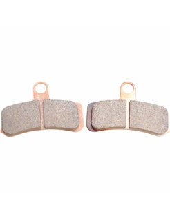 brake pad Front Sintered: for 08-17 FXD