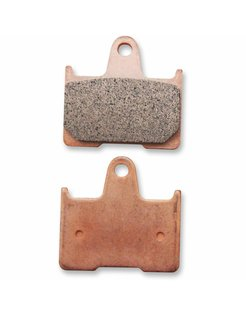 brake pad Rear Sintered: for 14-17 Sportster XL