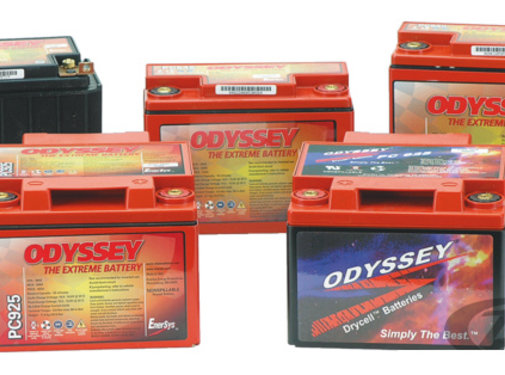 Odyssey batterie High cranking power