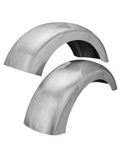 Bodenstampfer hinten Stahlkotflügel mit rund geschnittenen Seiten