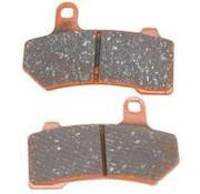brake pad Rear/Front extreme : Fits:> 08-17 All Touring FLH/FLT Trike 09-13 FLHTCUTG/FLHXXX and 06-17 VRSCA/VRSCB V-Rod