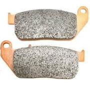 brake pad Front Semi-Sintered: Fits:> 04-13 XL 883/1200 All Sportster XL