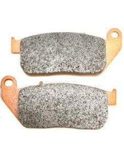 Front brake pad Semi-Sintered: Fits:> 04-13 XL 883/​1200 All Sportster