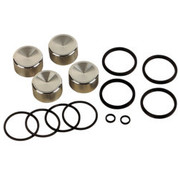 Drag Spec. caliper rebuild kit Fits:> Front/Rear 00‐07 Big Twin and XL Sportster (4‐piston); replace  44313‐00, 44313‐01