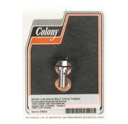 Colony brake Banjo bolts - Chrome 7/16-24
