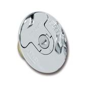 gas tank gas cap lockable quick cam flush mount fit: tanks with Quick Cam