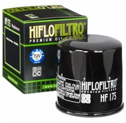 Hiflo-Filtro Oil filter High flow - Black Fits:> 15-17 XG500/ 750