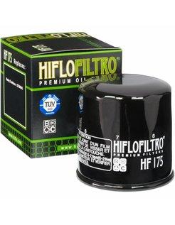 Oil filter High flow - Black Fits:> 15-17 XG500/ 750