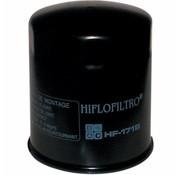 Hiflo-Filtro filtro de aceite de alto flujo - Negro Se adapta a:> 00-09 Buell