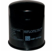 Hiflo-Filtro Oil filter High flow - Black Fits:> 00-09 Buell