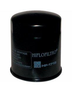 Oil filter High flow - Black Fits:> 00-09 Buell