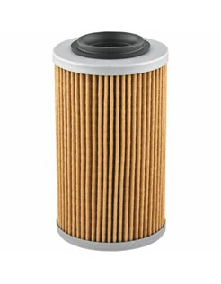 High flow oil filter - Fits:> 09 Buell 1125R/CR
