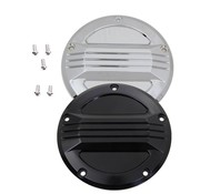 Wyatt Gatling primary derby cover Air Flow - Black or Chrome