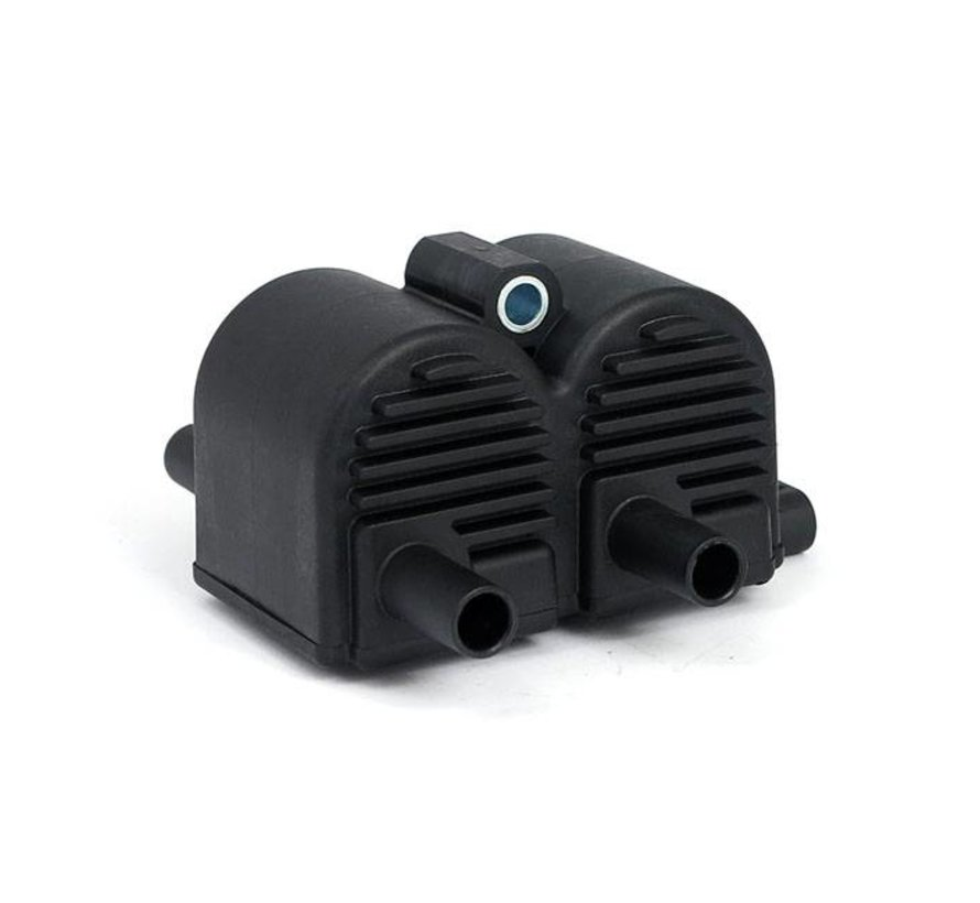 Stock replacement ignition coil: Fits: > 98-03 XL Sportster 1200S