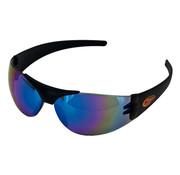 Zodiac Fury Revox Sonnenbrille (blau)