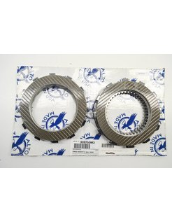 "clutch plates kit for Ultima 3""belt drive"