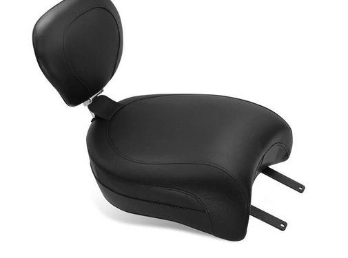 Mustang Passenger seat with backrest for - Indian Chief/Chieftain 2014