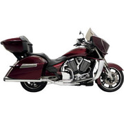 Bassani Auspuff 2into1 Road Race Chrom