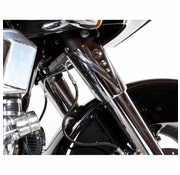 Trask fork sliders V-Line fork Tube Covers (Indian) CHIEF 15-16