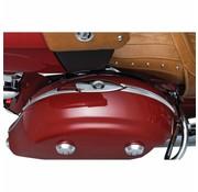 Kuryakyn trim top saddlebag Indian