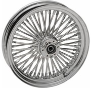 Classic 60 spoke 18 x 3.50 laced wheel assemblies - all Indian 14-16 (except Scout 15-16)