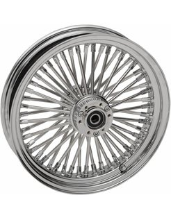 Classic 60 spoke 18 x 3.50 laced wheel assemblies - all Indian Models 14-16 (except Scout 15-16)