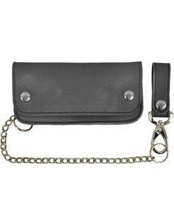 Accessories heavy leather - gray