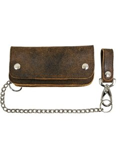 heavy leather - rustic brown