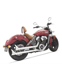 Mufflers Fishtail Indian Scout 69