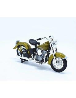 Model motor 1953 74 FL Hydra Glide  1:18