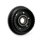 clutch shell and sprocket Fits: > 04-17 XL (EXCL. 08-12 XR1200)