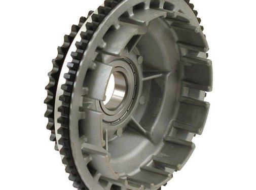 clutch shell and sprocket Fits: > 85-89 Bigtwin