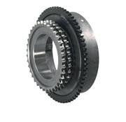 clutch shell and sprocket Fits: > 65-E84 Shovelhead
