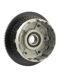 clutch shell and sprocket Fits: >  06-10 Bigtwin