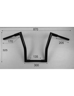 Fetter quadratischer niedriger Affen-Aufhänger (12 Zoll) 30cm hoch
