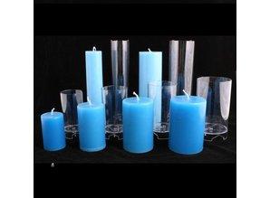 Kaarsenmal klokkaars Ø 5 x14 cm - Kaarsen maken