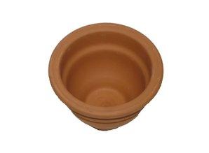 Terracotta Pot Ø11 cm - Zelf buitenkaarsen maken