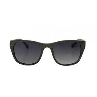 Monkeyglasses Monkeyglasses Cannes 47-3 Granite Plywood Sun