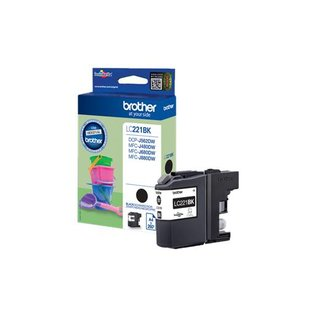 Brother Brother LC-221BK inktcartridge