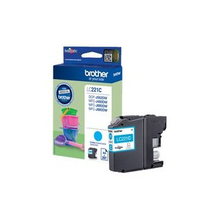 Brother Brother LC-221C inktcartridge