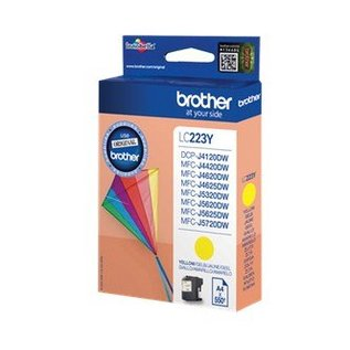 Brother Brother LC-223Y inktcartridge