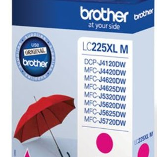 Brother Brother LC-225XLM inktcartridge